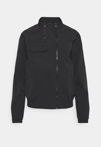 ALBEE - Outdoor jacket - black