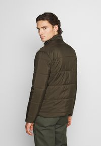 Caterpillar - BASIC PUFFY JACKET - Giacca invernale - military - 2