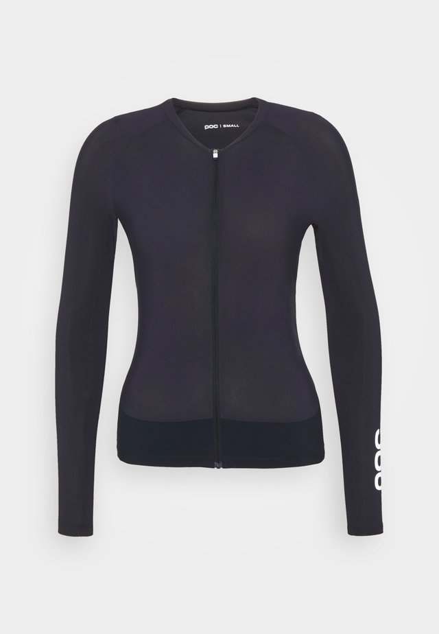 ESSENTIAL ROAD  - Long sleeved top - navy black