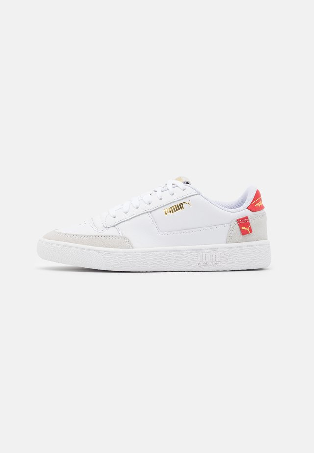 RALPH SAMPSON MC CLEAN UNISEX - Trainers - white/high risk red
