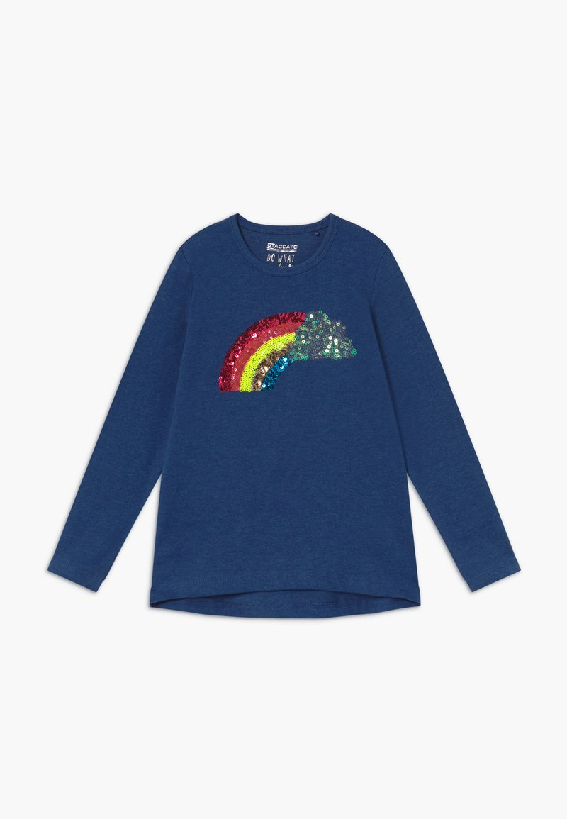 Staccato - Long sleeved top - dark blue