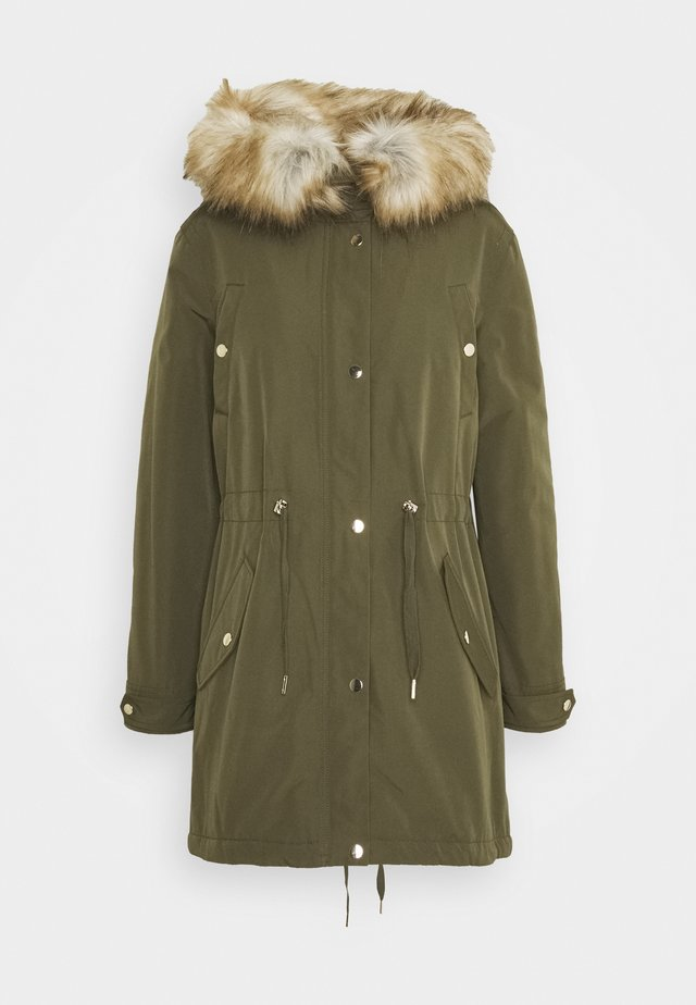 LUXE  - Winter coat - khaki