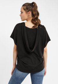 PONCHO COMPANY - Print T-shirt - grey - 1