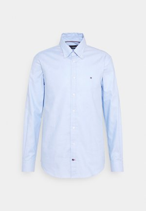 OXFORD SLIM FIT - Zakelijk overhemd - light blue/white