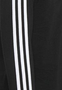 adidas Originals - ADICOLOR CLASSICS 3-STRIPES LONG SLEEVE TEE - Long sleeved top - black - 2