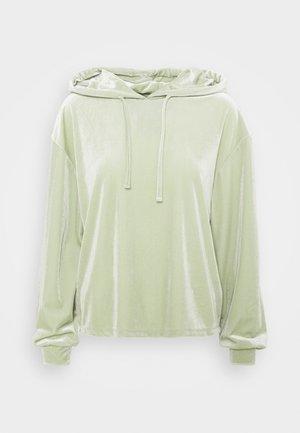 PCGIGI HOODIE - Sweatshirt - desert sage