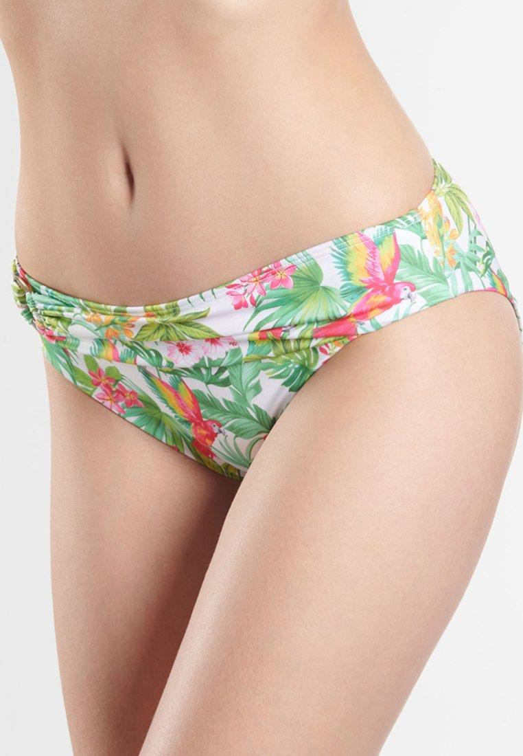 Aubade - DÉSIR D'ÉVASION - Bas de bikini - green paradise