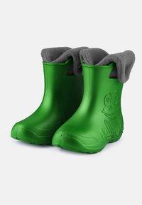 Ladeheid - Bottes en caoutchouc - emerald/grey - 1