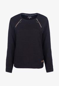 S'questo - Sweatshirt - black - 0