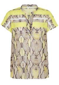 Eterna - Button-down blouse - neongelb - 0