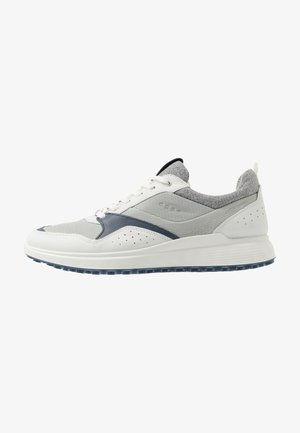 S-CASUAL - Golf shoes - white/true navy