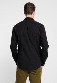 Esprit - SOLIST SLIM FIT - Shirt - black - 2