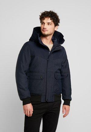 Winter jacket - sky captain blue/blue