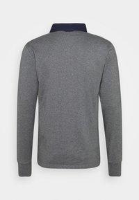 GANT - THE ORIGINAL HEAVY RUGGER - Polo shirt - mottled dark grey - 1