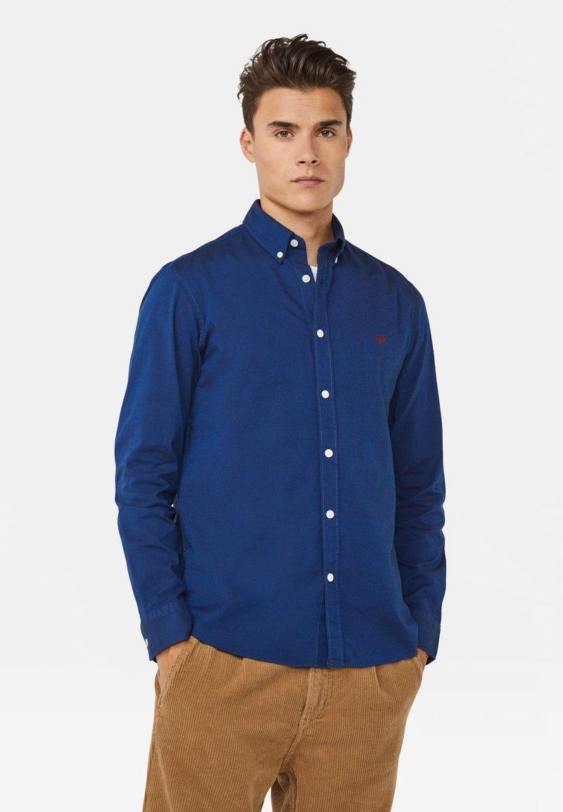WE Fashion - SLIM FIT - Overhemd - indigo