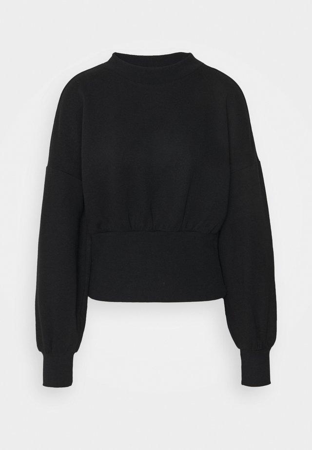 ONLLINA HIGHNECK  - Sweatshirt - black