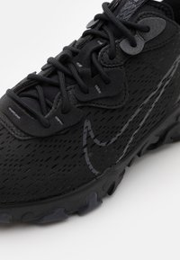 Nike Sportswear - REACT VISION  - Trainers - black/anthracite - 7