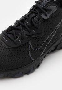 Nike Sportswear - REACT VISION  - Sneakers - black/anthracite - 7