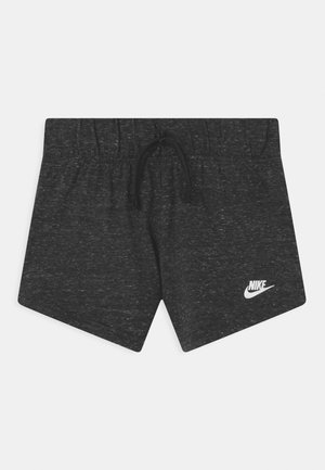 Shorts - black heather/white
