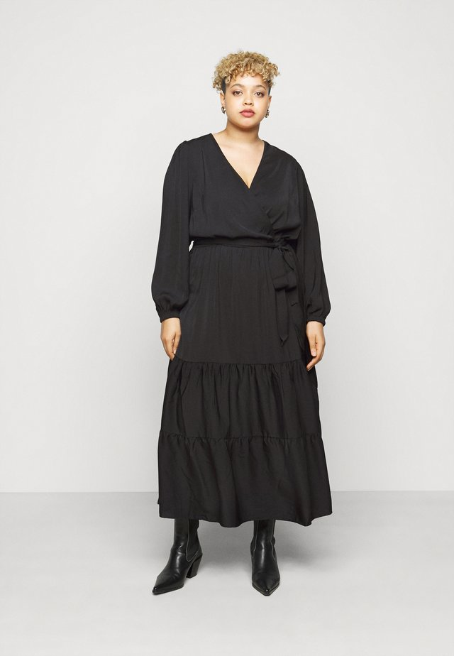 MAXI PRETTY - Maxikjoler - black