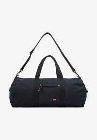 Tommy Jeans - TJM CAMPUS  DUFFLE - Torba weekendowa - black - 1