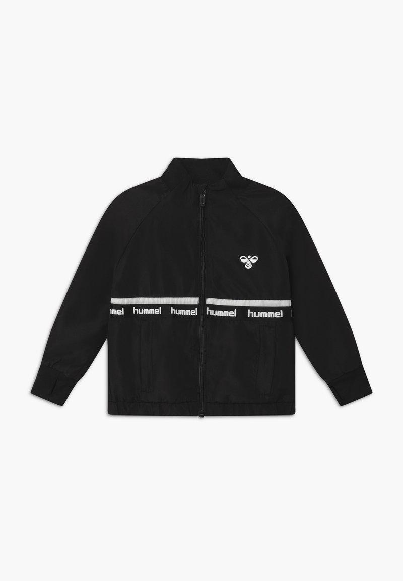 Hummel - TARP ZIP - Sportovní bunda - black