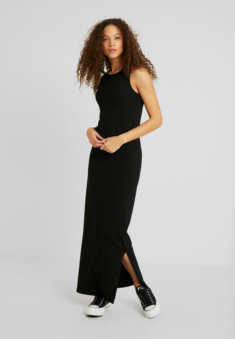 Even&Odd Petite - Maxi šaty - black