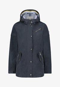 Gil Bret - MIT KAPUZE - Light jacket - dunkelblau - 3