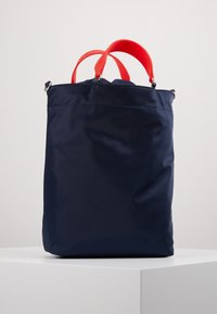 Tommy Jeans - NAUTICAL MIX TOTE - Tote bag - dark blue - 3