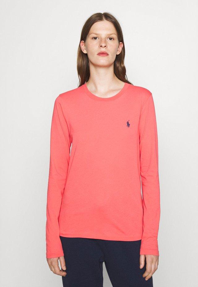 TEE LONG SLEEVE - Long sleeved top - amalfi red
