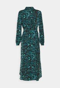 Diane von Furstenberg - STELLA - Vapaa-ajan mekko - dark green - 7