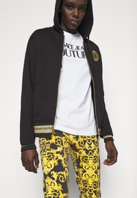 Versace Jeans Couture - TUPO - Slim fit jeans - black - 3