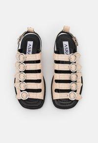 ASRA - SCOUT - Sandals - bone - 4