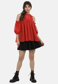 myMo ROCKS - BLUSE - Blouse - red - 1