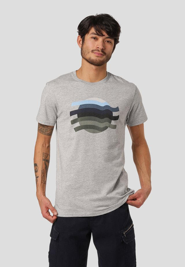 TALLO  - T-shirts print - grey mix