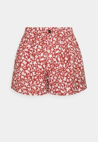 Madewell - TRACK IN PRINT - Shorts - vine - 0