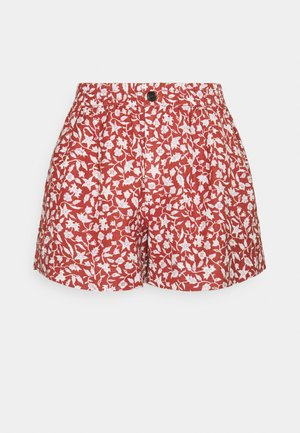 TRACK IN PRINT - Shorts - vine