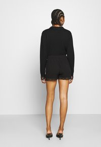 JDY - JDYSUMMER - Shorts - black