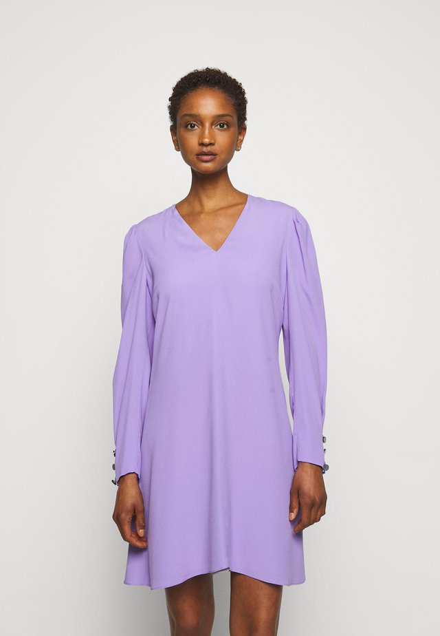 WOMENS DRESS - Korte jurk - lilac