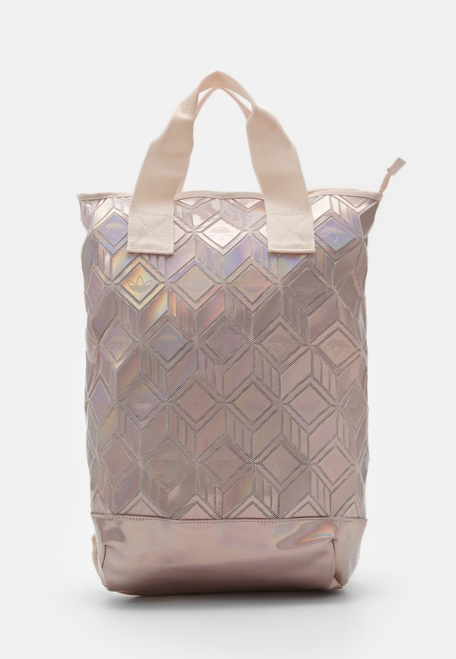 TOP 3D FOR HER SPORTS INSPIRED BACKPACK - Reppu - copper