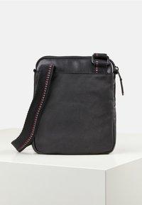 LERROS - Across body bag - black - 2