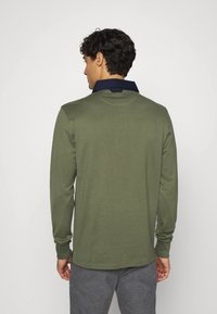 GANT - THE ORIGINAL HEAVY RUGGER - Polo shirt - dark green - 2