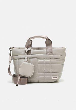 BAG FLUFFY SET - Tote bag - grey