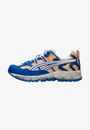 GEL-NANDI 360 - Trainers - white/electric blue