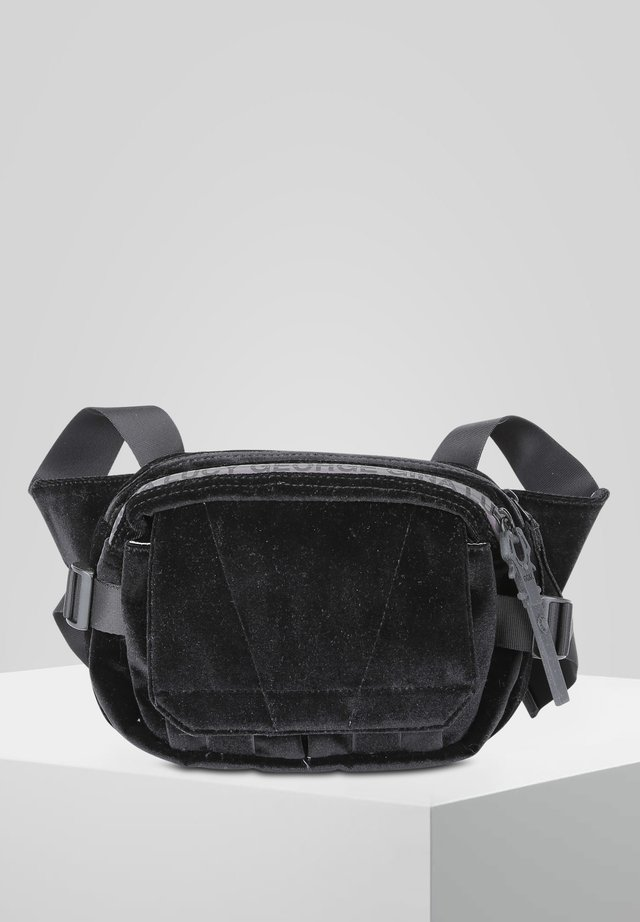 FASTONE - Bum bag - black