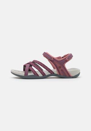 SAVANNA II  - Walking sandals - rose brown/dusty rose