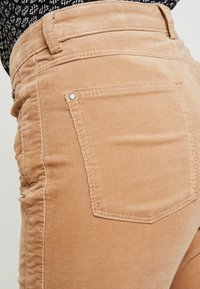 Esprit - Trousers - camel - 4