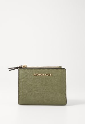 JET SET SNAP BILLFOLD SMALL - Portfel - army green