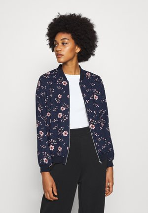 VMGALLIE  - Bomber Jacket - navy blazer/gallie
