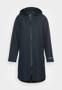 Ilse Jacobsen - RAINCOAT - Classic coat - dark indigo - 3